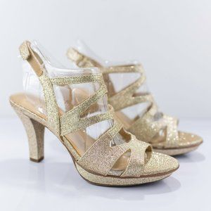 Naturalizer Dianna Strappy Heeled Sandal